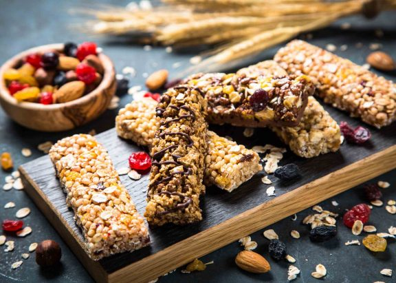 Image of cereal bars